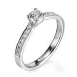 anel em ouro para debutante preço Diadema
