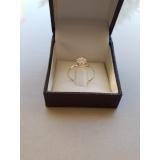 valor da encomenda anel em ouro rose Guaianases