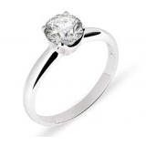 valor de anel em ouro branco Centro