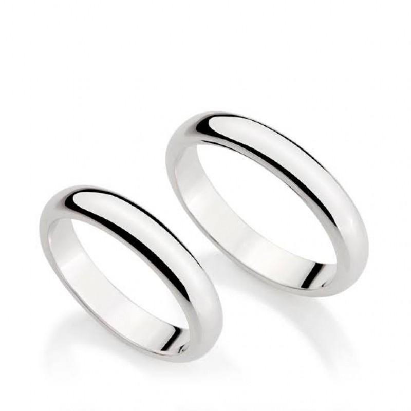 Onde Comprar Aliança de Casamento de Ouro Branco Aclimação - Aliança de Casamento Luxo