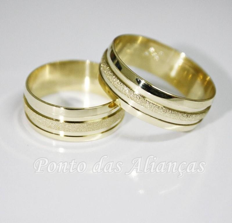 Onde Comprar Aliança de Casamento de Ouro Guarulhos - Aliança de Casamento Luxo