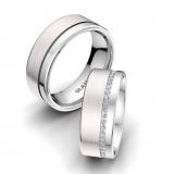 alianças de casamento de ouro branco Trianon Masp