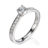 anel em ouro branco