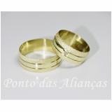 onde comprar aliança de casamento em ouro Parque Santa Madalena